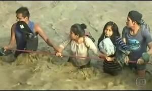 Inundações e deslizamentos de terra provocam 67 mortes no Peru
