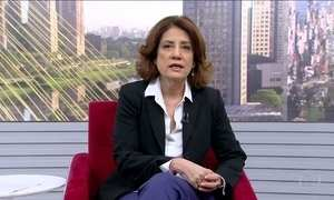 Miriam Leitão analisa fatores que impediram Brasil de avançar no IDH