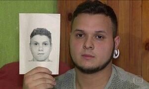 Inocente fica preso 24 horas por se parecer com retrato falado de bandido