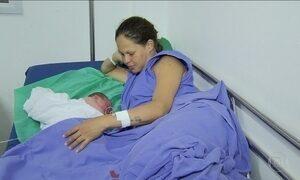 Faltam berços em hospital onde bebê caiu da maca, em Brasília