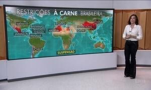 JBS suspende por três dias produção de carne bovina em 33 unidades