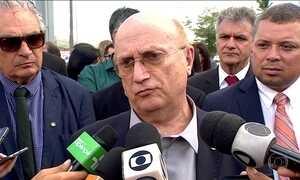 Serraglio explica telefonema a ex-funcionário do ministério preso