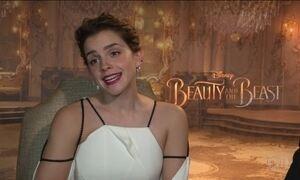 Emma Watson é segredo do sucesso de nova versão de 'A Bela e a Fera'