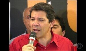 Delatores relatam caixa dois na campanha de Fernando Haddad