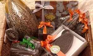 Calendário do chocolate garante lucro de empresários durante o ano todo