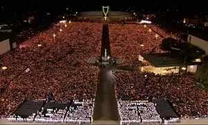 Nos 100 anos da aparição de Fátima, Papa canoniza dois pastorinhos