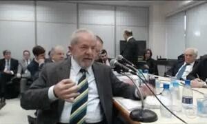 Lula se reuniu com ex-diretores da Petrobras 28 vezes, diz MPF