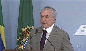 Rodrigo Janot vê indícios de crimes cometidos por Michel Temer