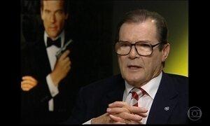Morre aos 89 anos Roger Moore, ator de '007' em sete filmes