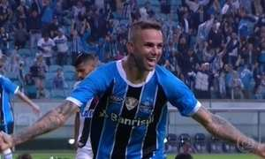 Grêmio vence o Vasco por 2 a 0; veja os Gols do Fantástico