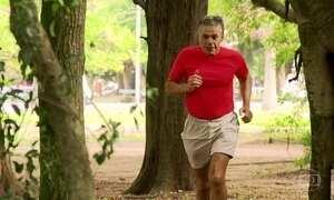 Exercícios intensos na terceira idade aumentam as defesas do organismo