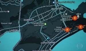 Sites, aplicativos e redes sociais dão endereço da violência no Rio; conheça
