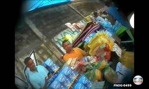 Roubo de cargas aumenta no Rio e abastece feirões do crime
