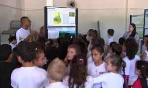 Ong cuida do Rio Tietê e conscientiza crianças sobre preservação da água
