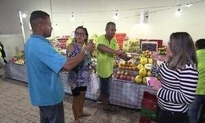 Empreendedor fatura organizando feira livre dentro de condomínios