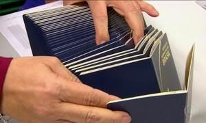 Casa da Moeda retoma a confecção de passaportes