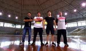 Como estão companheiros do time de infância do Neymar? Descubra