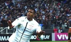 Brasileirão termina 1º turno com Corinthians líder isolado e invicto