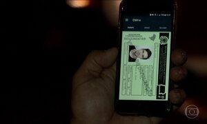 Carteira Nacional de Habilitação terá versão digital com valor jurídico