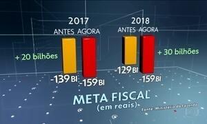 Economistas e agências de riscos recebem bem anúncio de déficit maior