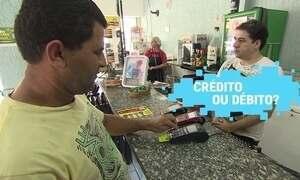 Aplicativo faz a soma de pagamentos que restaurantes recebem com cartão