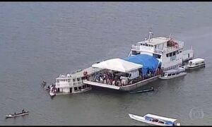 Já são 21 os mortos em naufrágio no Rio Xingu, no Pará