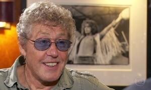 Roger Daltrey vem ao Brasil pela primeira vez com a banda The Who