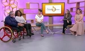 Associação ensina dança para pessoas com deficiência física