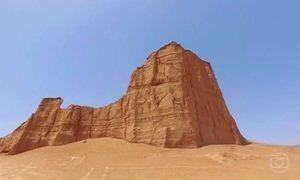 Deserto no Irã é lugar mais quente do mundo: temperatura já passou de 70°