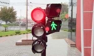 Sensor ajuda pedestres com problema de mobilidade a atravessar a rua