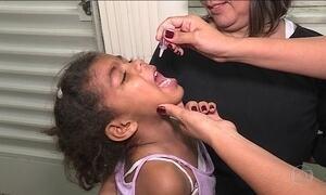 Campanha de multivacinação quer imunizar 53% de crianças e jovens