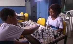 O Toque de Mestre é jogar xadrez