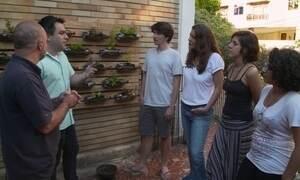 Choque Ambiental: Aprenda a aproveitar água da chuva