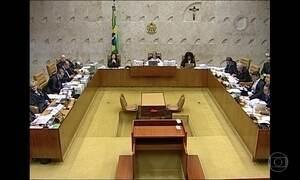 Afastamento de parlamentar precisa de aval do Congresso, determina STF