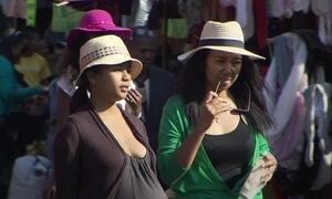 Ásia e África estão unidas nos traços do povo de Madagascar