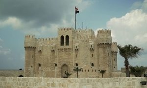 Veja fortaleza feita sobre ruínas de uma maravilha do Mundo Antigo