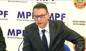 MP pede prisão do presidente da Assembleia Legislativa do Rio