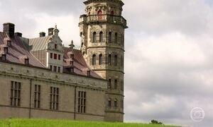 Castelo de Hamlet, na Dinamarca, possui mais de 500 anos de história