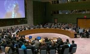 Reunião do Conselho de Segurança da ONU tem EUA e Israel isolados