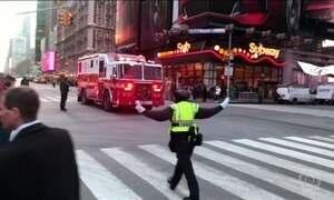 Explosão em estação rodoviária deixa Nova York em pânico