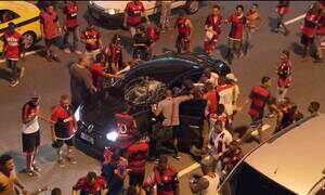 Polícia culpa programa de venda de ingressos do Flamengo pela violência