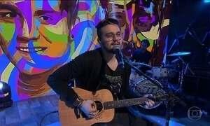 Luan Santana apresenta a música mais tocada no Brasil em 2017