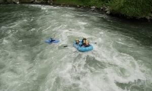 Sinta a emoção de fazer rafting nível 4, em Pucón, na Patagônia chilena
