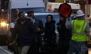 Trânsito de NY desacelera e número de mortos em acidentes cai 30%
