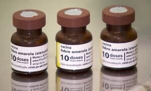 Especialistas comentam dose fracionada contra febre amarela