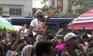 Blocos começam ensaios para o Carnaval de rua em São Paulo
