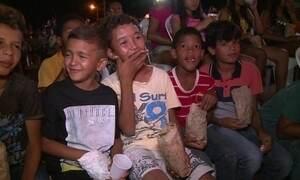 Projeto leva cinema de graça para o sertão de Pernambuco