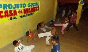 Casa de Marieta ajuda crianças e adolescentes de comunidade do DF