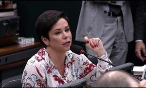 Cristiane Brasil ameaça servidores públicos para conseguir votos