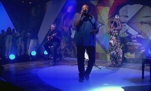 Em pleno carnaval, Martinho da Vila faz 80 anos no palco do Fantástico
